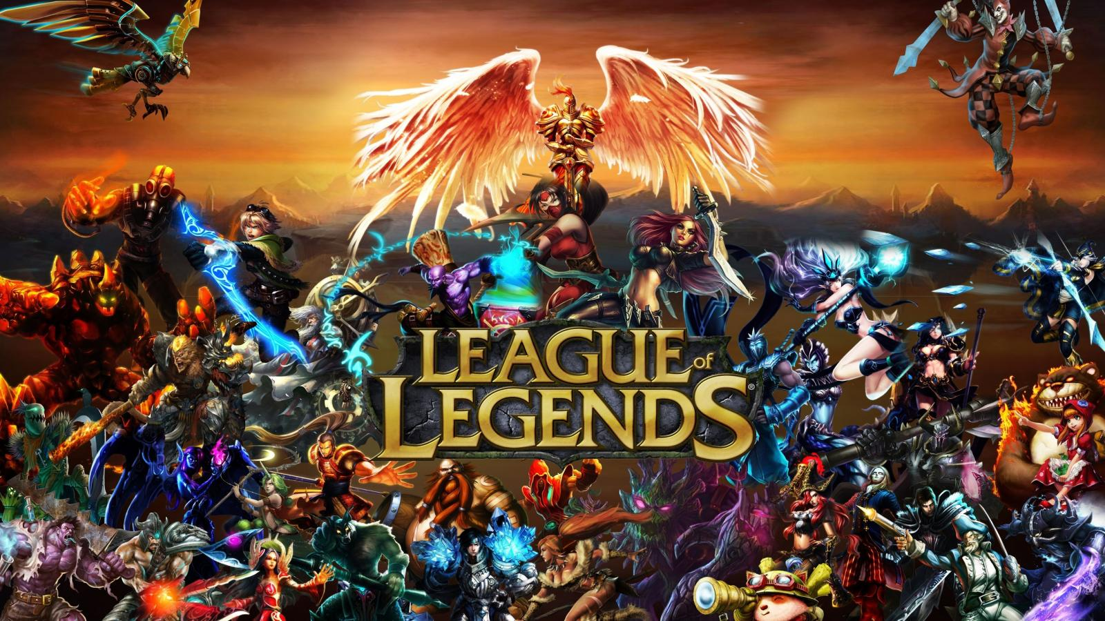 League of Legends oyunu oyna