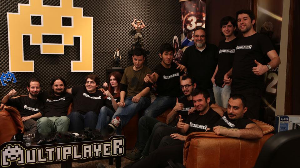 Multiplayer Live 7 Aralık'ta Başlıyor!