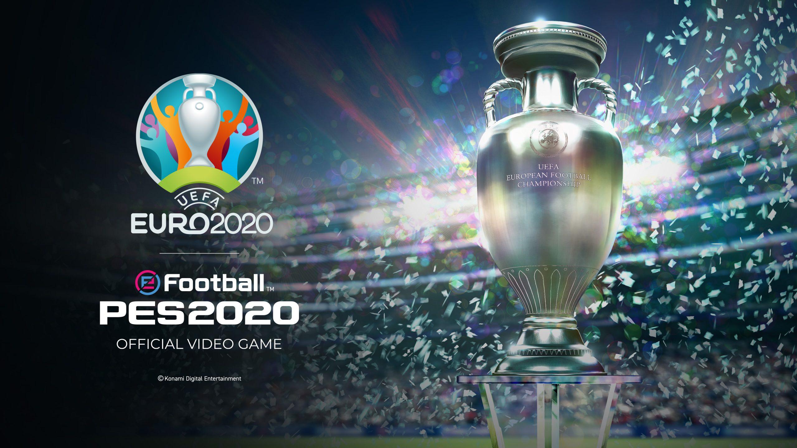 PES 2020 EURO 2020 DLC'Sİ HAZİRANDA BEDAVA OLARAK GELİYOR!