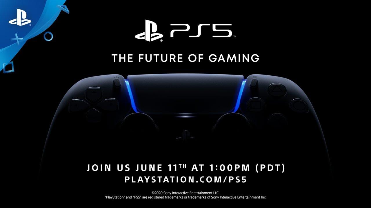 PS5 THE FUTURE OF GAMING ETKİNLİĞİNİN TARİHİ BELLİ OLDU!